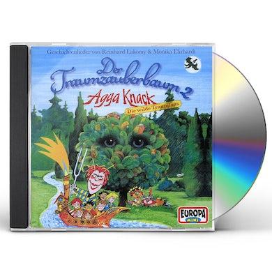 Reinhard Lakomy DER TRAUMZAUBERBAUM 2: AGGA KNACK, DIE W CD