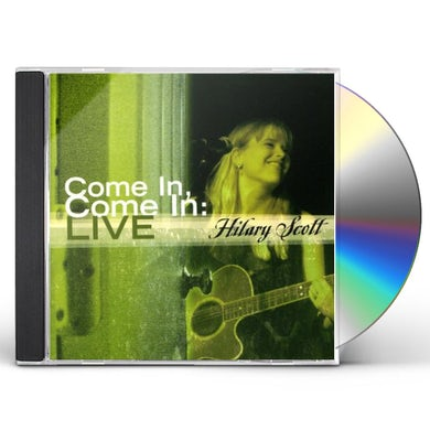 COME IN COME IN-LIVE CD
