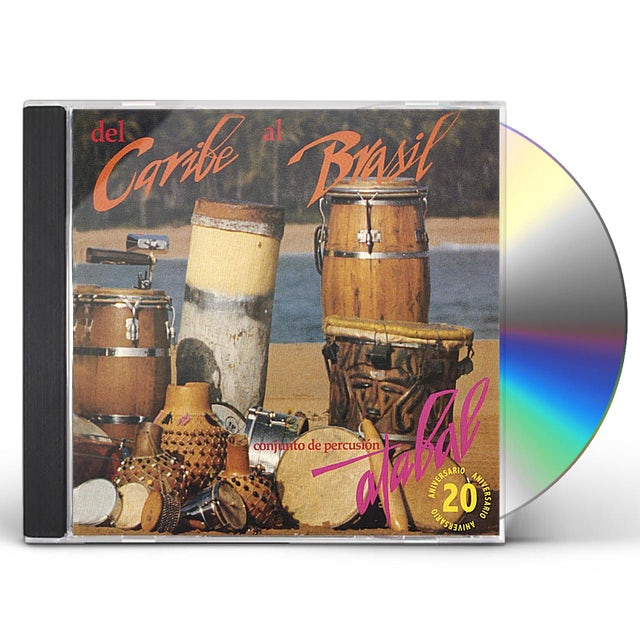 Atabal DEL CARIBE AL BRAZIL CD