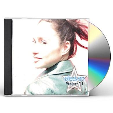 Ellee Ven PROJECT11 4 CD