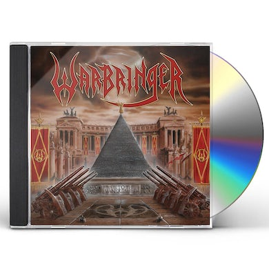 Warbringer WOE TO THE VANQUISHED CD
