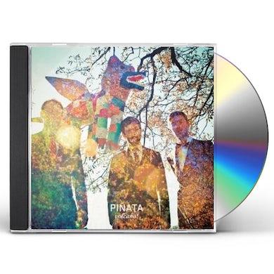 Volcano PINATA CD