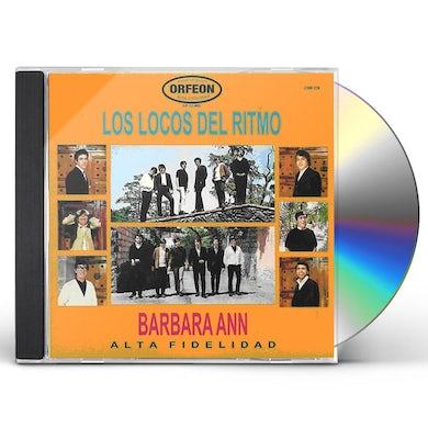 Los Locos Del Ritmo BARBARA ANN CD