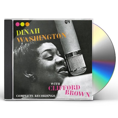 Dinah Washington COMPLETE RECORDINGS CD