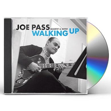 Joe Pass WALKING UP CD