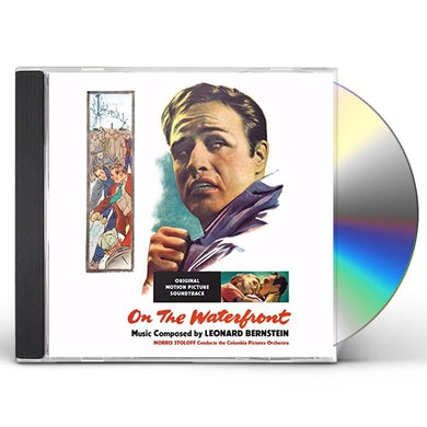 Leonard Bernstein ON THE WATERFRONT + 6 BONUS TRACKS / Original Soundtrack CD