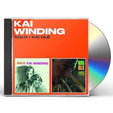 Kai Winding SOLO / KAI OLE CD
