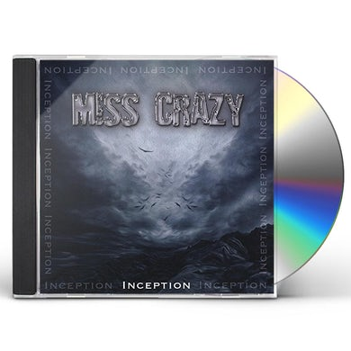 Miss Crazy INCEPTION CD