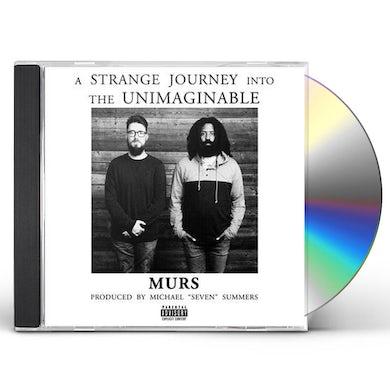 Murs STRANGE JOURNEY INTO THE UNIMAGINABLE CD