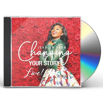 Jekalyn Carr Changing Your Story   Live CD
