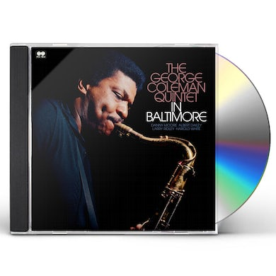 George Coleman IN BALTIMORE CD