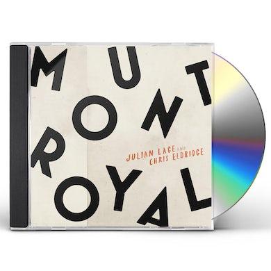 Julian Lage Mount Royal CD