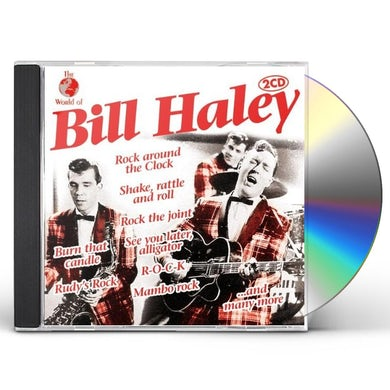 Bill Haley & His Comets W.O. BILL HALEY CD