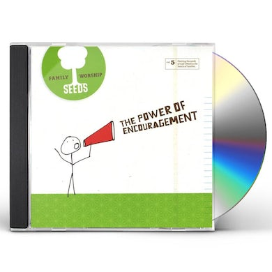 Seeds Family Worship POWER OF ENCOURAGEMENT 5 CD