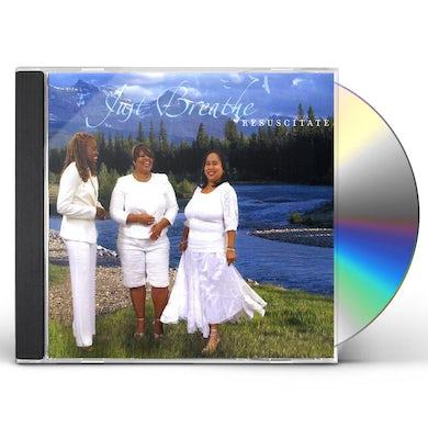 Just Breathe RESUSCITATE CD