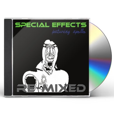 Special Effects RE-MIXED CD