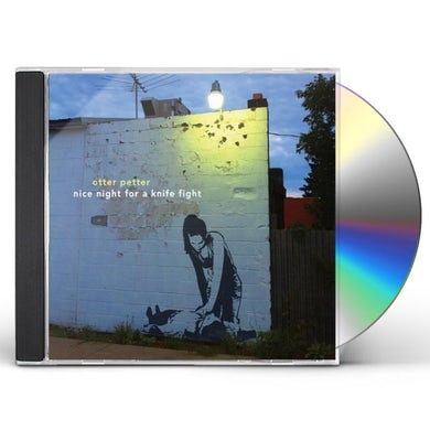 NICE NIGHT FOR A KNIFE FIGHT CD