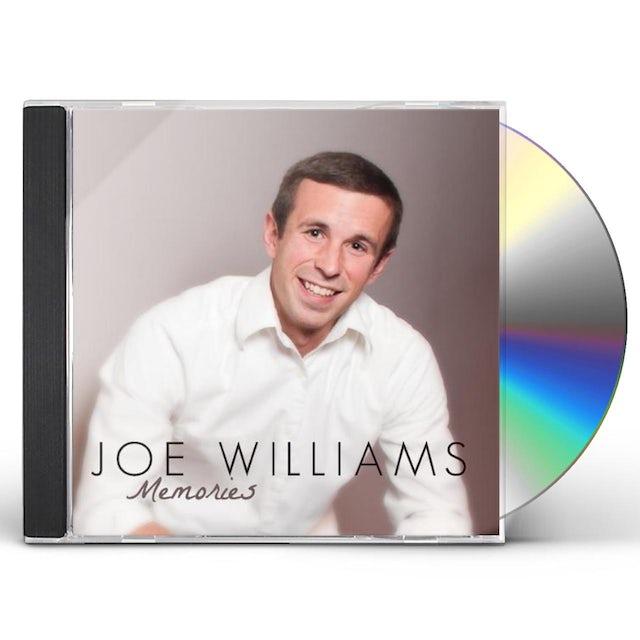 Joe Williams MEMORIES CD