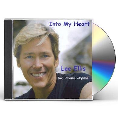 Lee Ellis INTO MY HEART CD