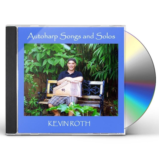 Kevin Roth AUTOHARP SONGS & SOLOS CD