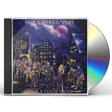Blackmore'S Night UNDER A VIOLET MOON CD