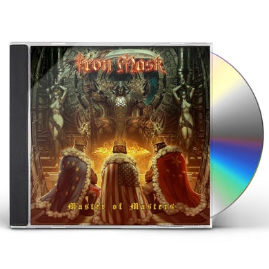 MASTERS OF MASTERS CD