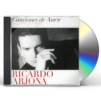 RICARDO ARJONA CANCIONES DE AMOR CD