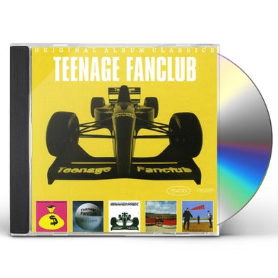 Teenage Fanclub ORIGINAL ALBUM CLASSICS CD