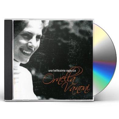 Ornella Vanoni UNA BELLISSIMA RAGAZZA CD