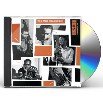 Art Blakey JAZZ MESSENGERS CD