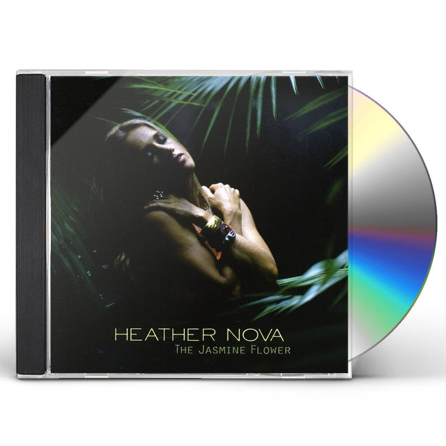Heather Nova JASMINE FLOWER CD