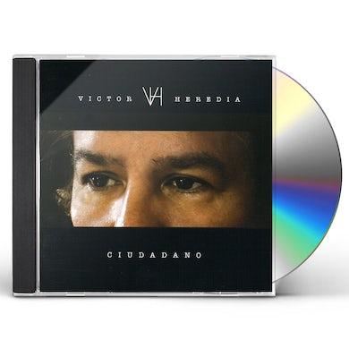 Victor Heredia CIUDADANO CD