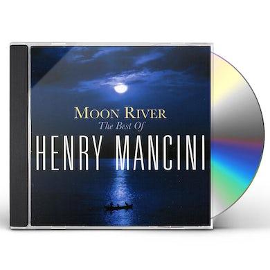 Henry Mancini MOON RIVER: BEST OF CD