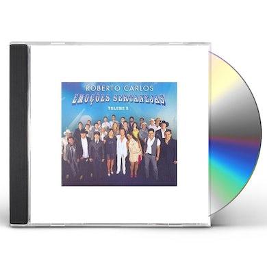 Roberto Carlos EMOCOES SERTANEJAS 2 CD