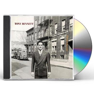 Tony Bennett ASTORIA: PORTRAIT OF THE ARTIST CD
