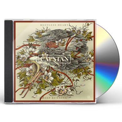 Capstan Restless Heart, Keep Running CD