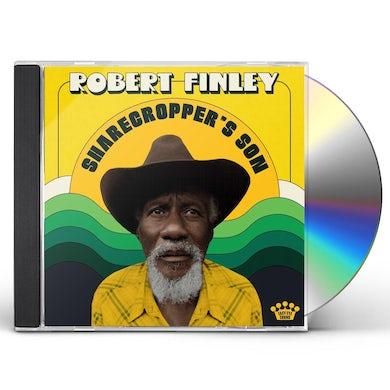 Robert Finley Sharecropper's Son CD