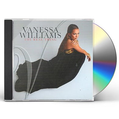Vanessa Williams REAL THING CD