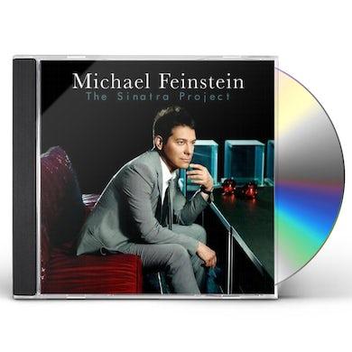 Michael Feinstein SINATRA PROJECT CD