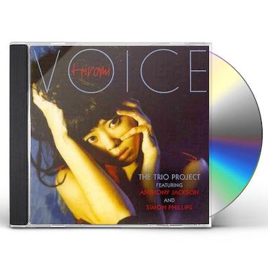 Hiromi VOICE CD