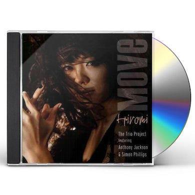 Hiromi MOVE CD