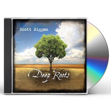 Scott Riggan DEEP ROOTS CD