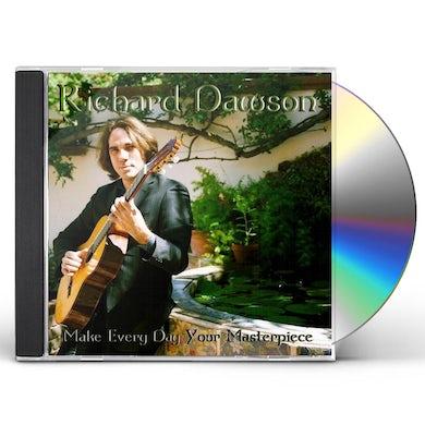 Richard Dawson MAKE EVERY DAY YOUR MASTERPIECE CD