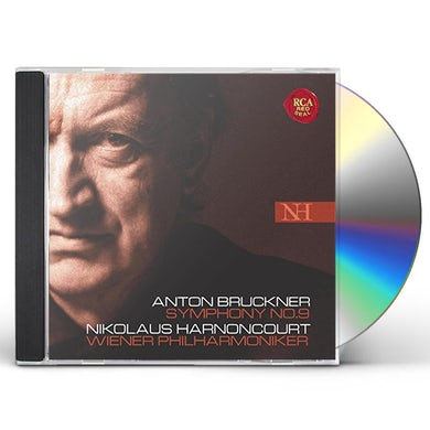 Nikolaus Harnoncourt BRUCKNER: SYMPHONY NO. 9 CD
