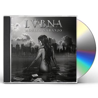 Monica Naranjo LUBNA CD