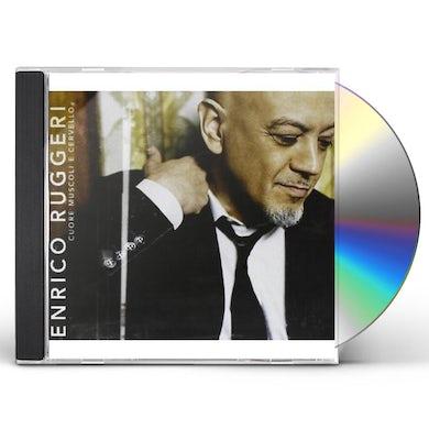 Enrico Ruggeri CUORE MUSCOLI E CERVELLO CD