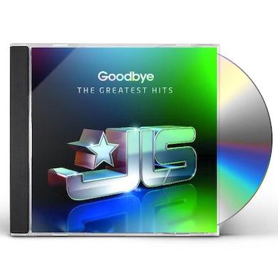 JLS GOODBYE THE GREATEST HITS CD