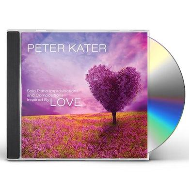 Peter Kater LOVE CD
