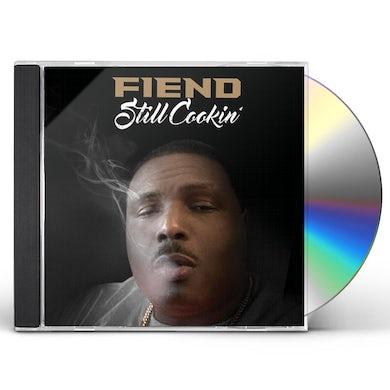 Fiend STILL COOKIN' CD