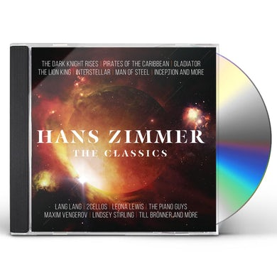 HANS ZIMMER - THE CLASSICS CD